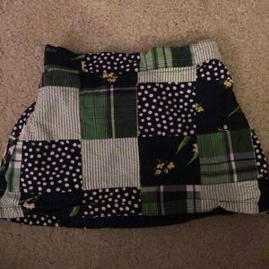 Janie and jack skirt 12-18 month